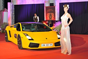 Concours élégance La Baule - Lamborghini