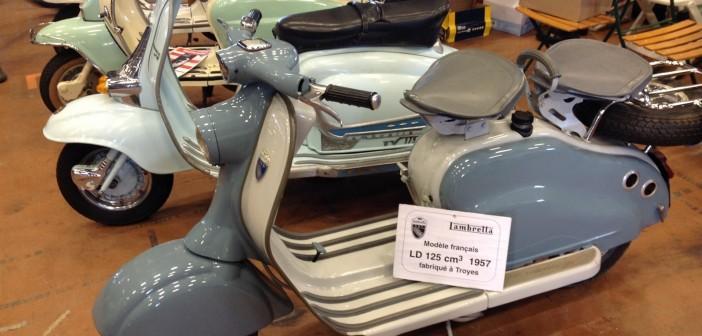 Scooters Lambretta