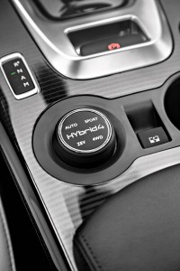 Peugeot 3008 Hybrid4 intérieur