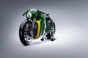 Lotus C-01 avant
