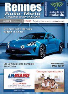 Rennes Auto-Moto n°12