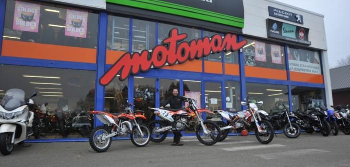 motoman r compense ses pilotes auto moto magazine. Black Bedroom Furniture Sets. Home Design Ideas