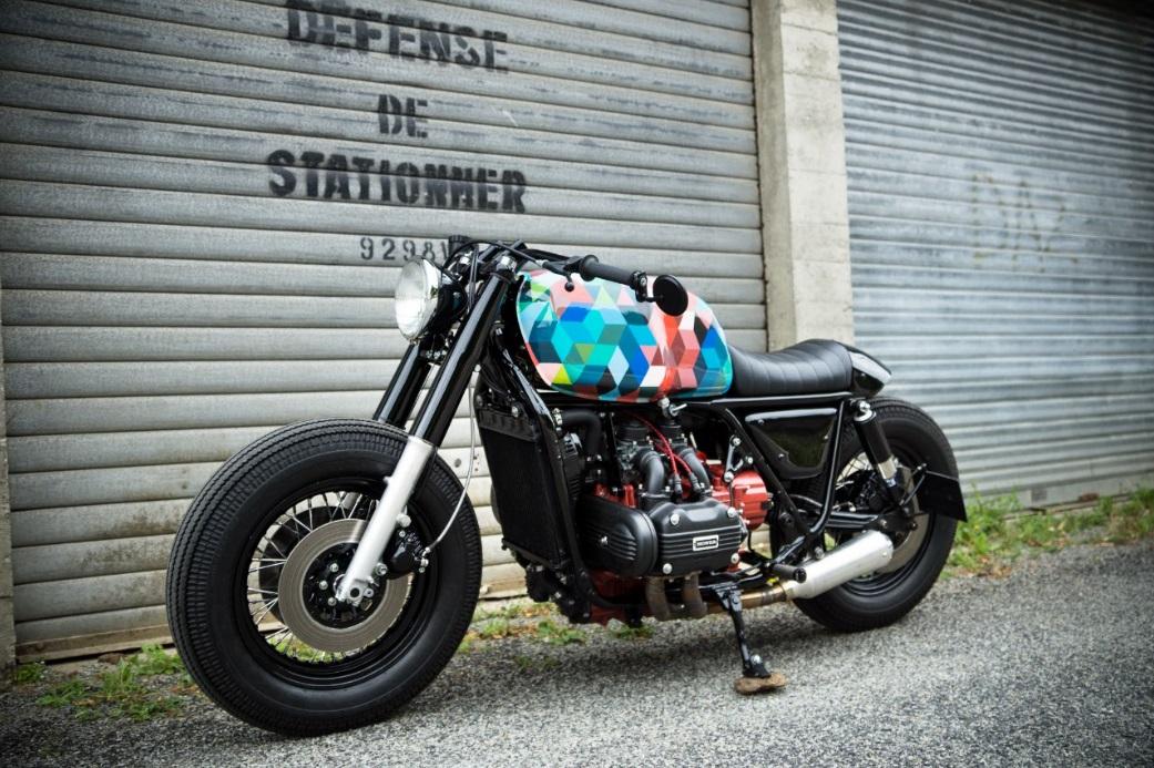passionn s tr m ven atelier sur les chapeaux de roues auto moto magazine. Black Bedroom Furniture Sets. Home Design Ideas