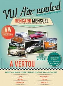 affiche Rdv VW Vertou