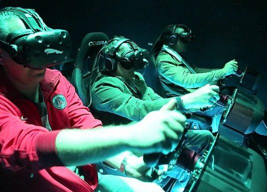 Innovations, réalités virtuelles, animations High-Tech sont au Mondial de L'auto
