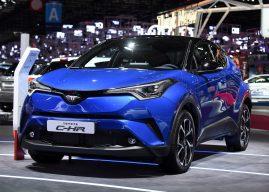 Eblouissant Toyota C-HR