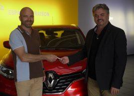 Concours national Renault, et le gagnant est… un Rochelais