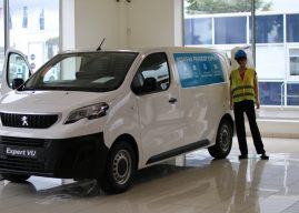 Peugeot Expert, un expert au service des pros