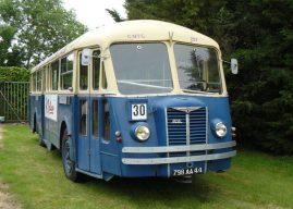 Un bus nantais classé monument historique