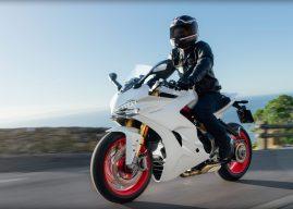 Ducati SuperSport 939, pour rouler vite et bien