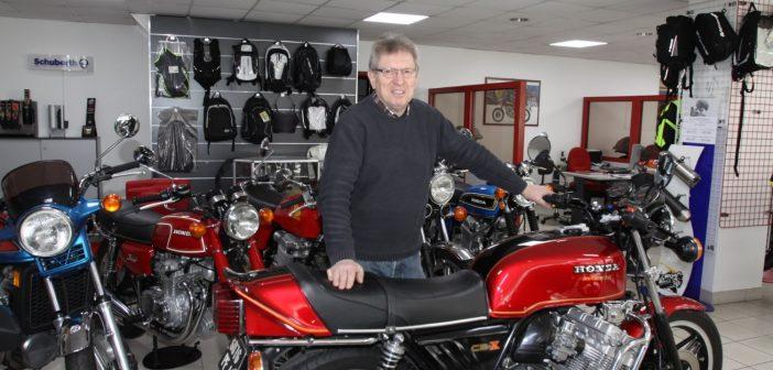 center motos la passion de la moto au service du client depuis 40 ans auto moto magazine. Black Bedroom Furniture Sets. Home Design Ideas