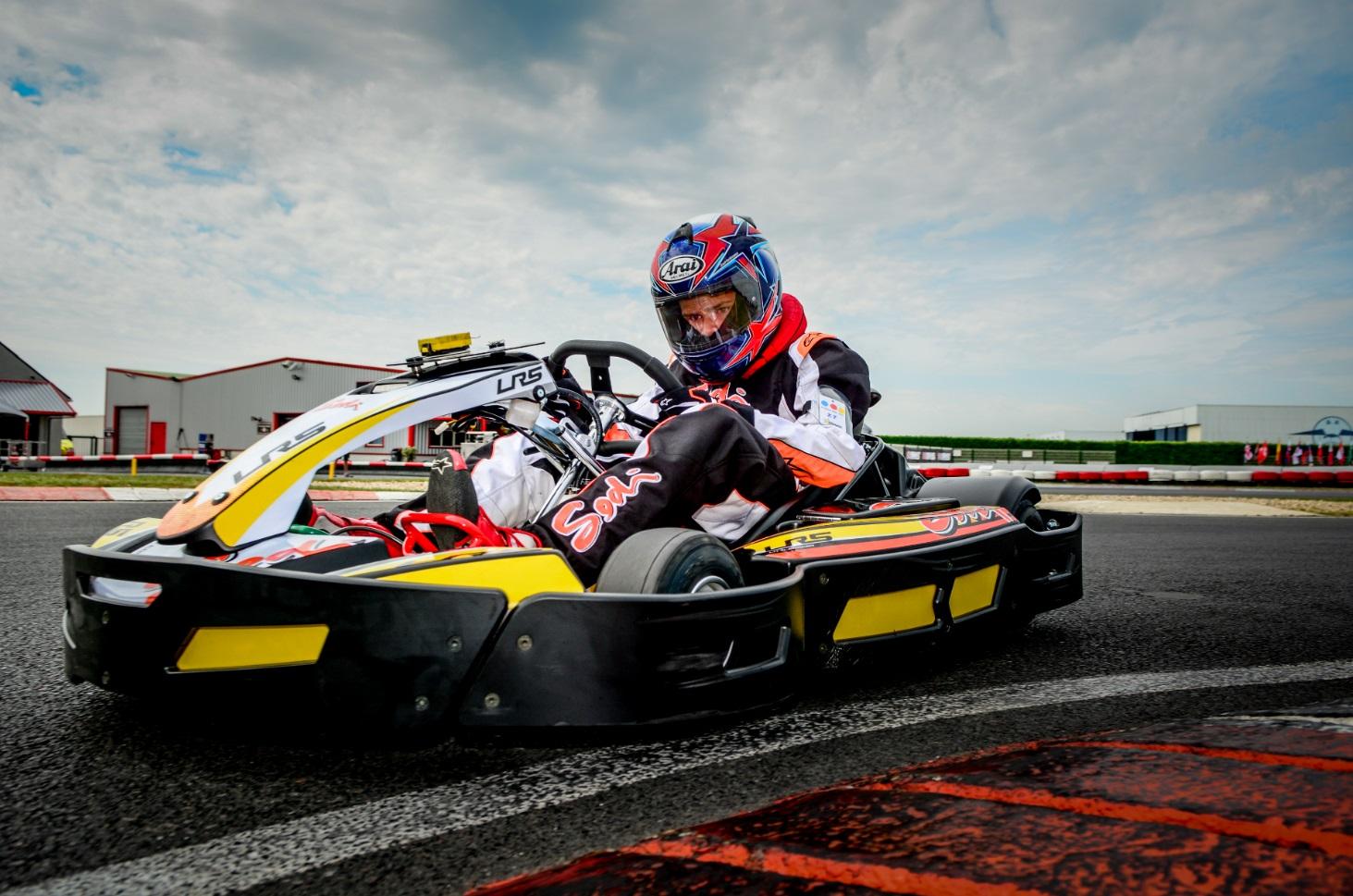 sodikart le premier constructeur mondial de karts est nantais auto moto magazine. Black Bedroom Furniture Sets. Home Design Ideas