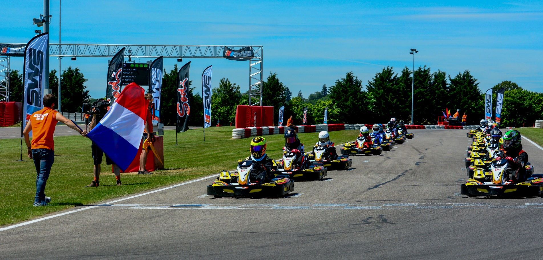 marques karting reconnue