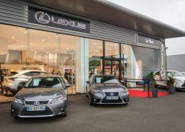 Lexus, la conquête de la perfection passe par la Sarthe