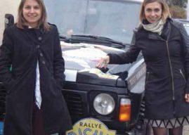 Rallye Aïcha des Gazelles, une Sarthoise à la conquête du désert