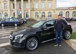Mercedes GLA à l'essai dans L'Orne, encore un peu plus SUV