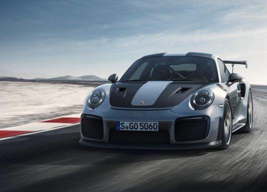 Porsche dévoile la 911 la plus puissante de tous les temps