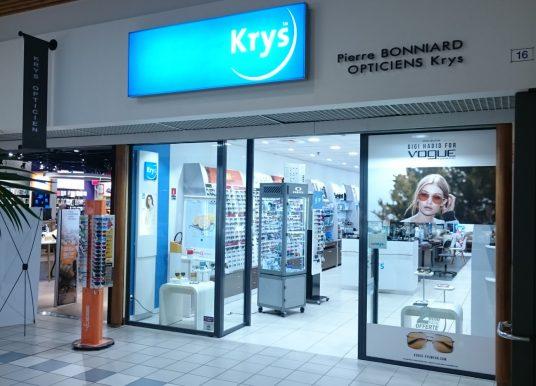 Krys, les nouvelles technologies au service de votre vue