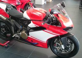 Ducati 1299 Superleggera, le fer de lance de Ducati