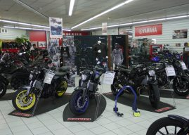 Clinique Moto Yamaha, une seule adresse pour vos machines et accessoires