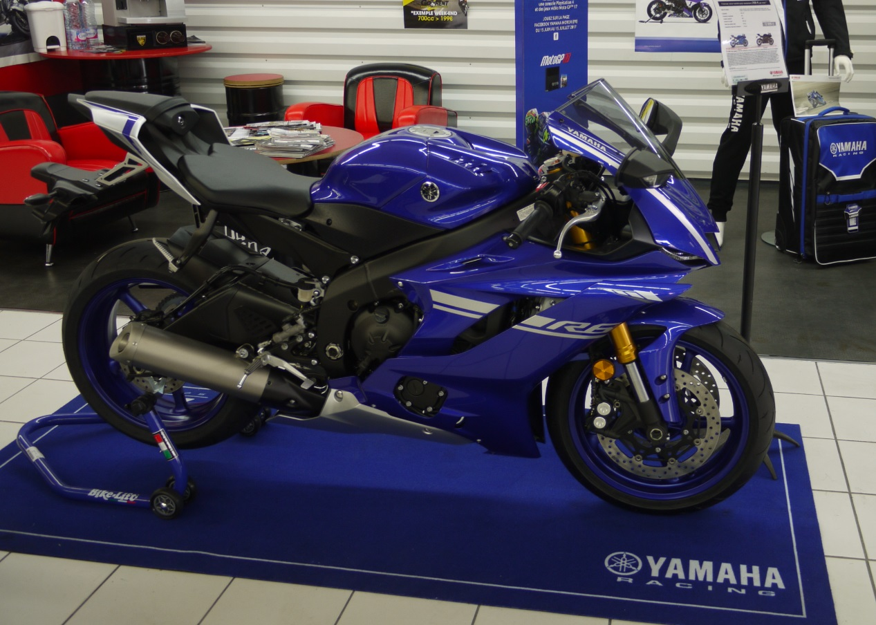 Clinique Moto Yamaha Une Seule Adresse Pour Vos Machines Et