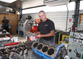 Atelier Réfection Moteur, le moteur dans tous ses états