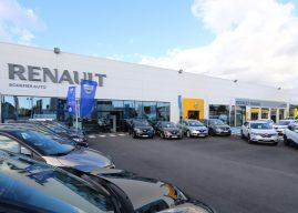 Renault Bodemer Auto Vannes, 3 sites et un réseau de 13 agents