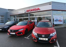 Concession Honda, du sang neuf chez Honda