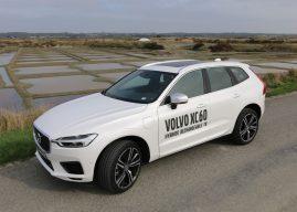 Volvo XC60 hybride rechargeable, Puissance et élégance