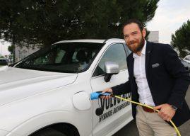 Volvo, L'hybride rechargeable attire les entreprises