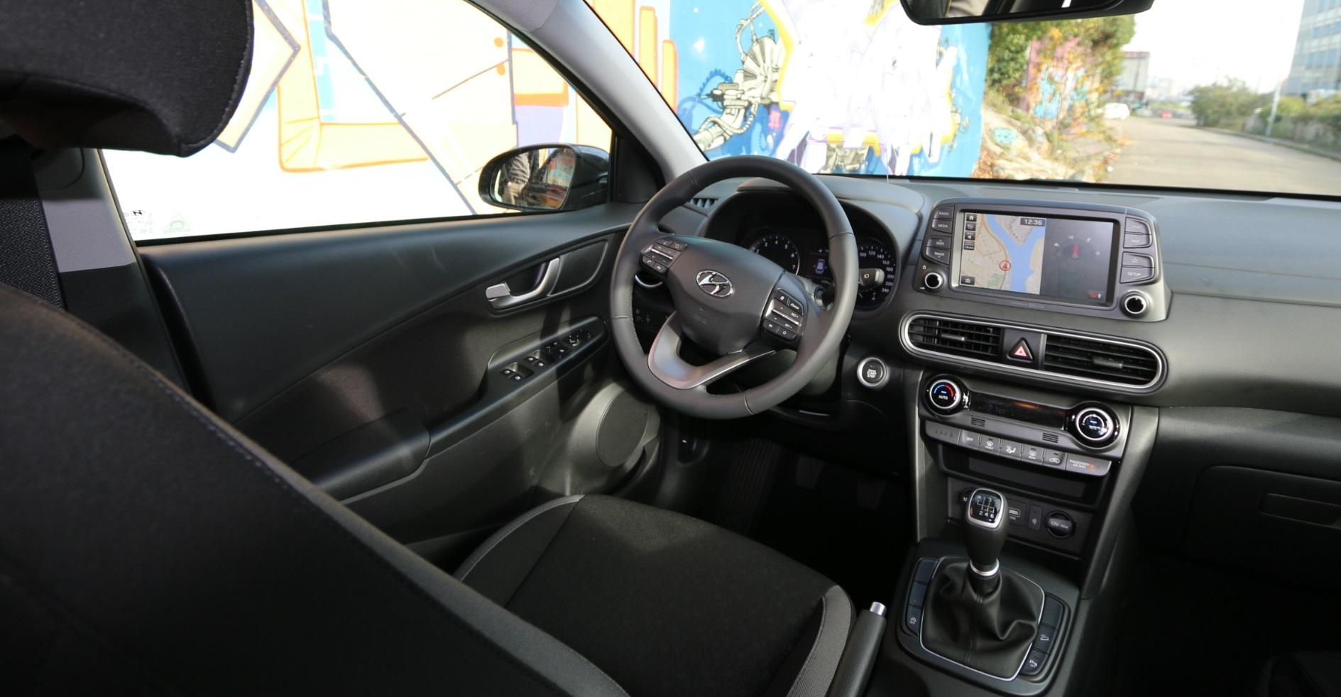Hyundai Kona Un Suv Urbain Anticonformiste Auto Moto