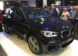 La BMW X3 et la BMW Serie 6 GT sous les projecteurs