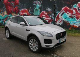 À Lorient, le SUV compact de Jaguar a mangé du lion