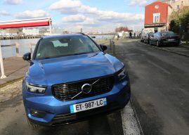 Essai Volvo XC40 à Trentemoult, Design scandinave, technologies de pointe