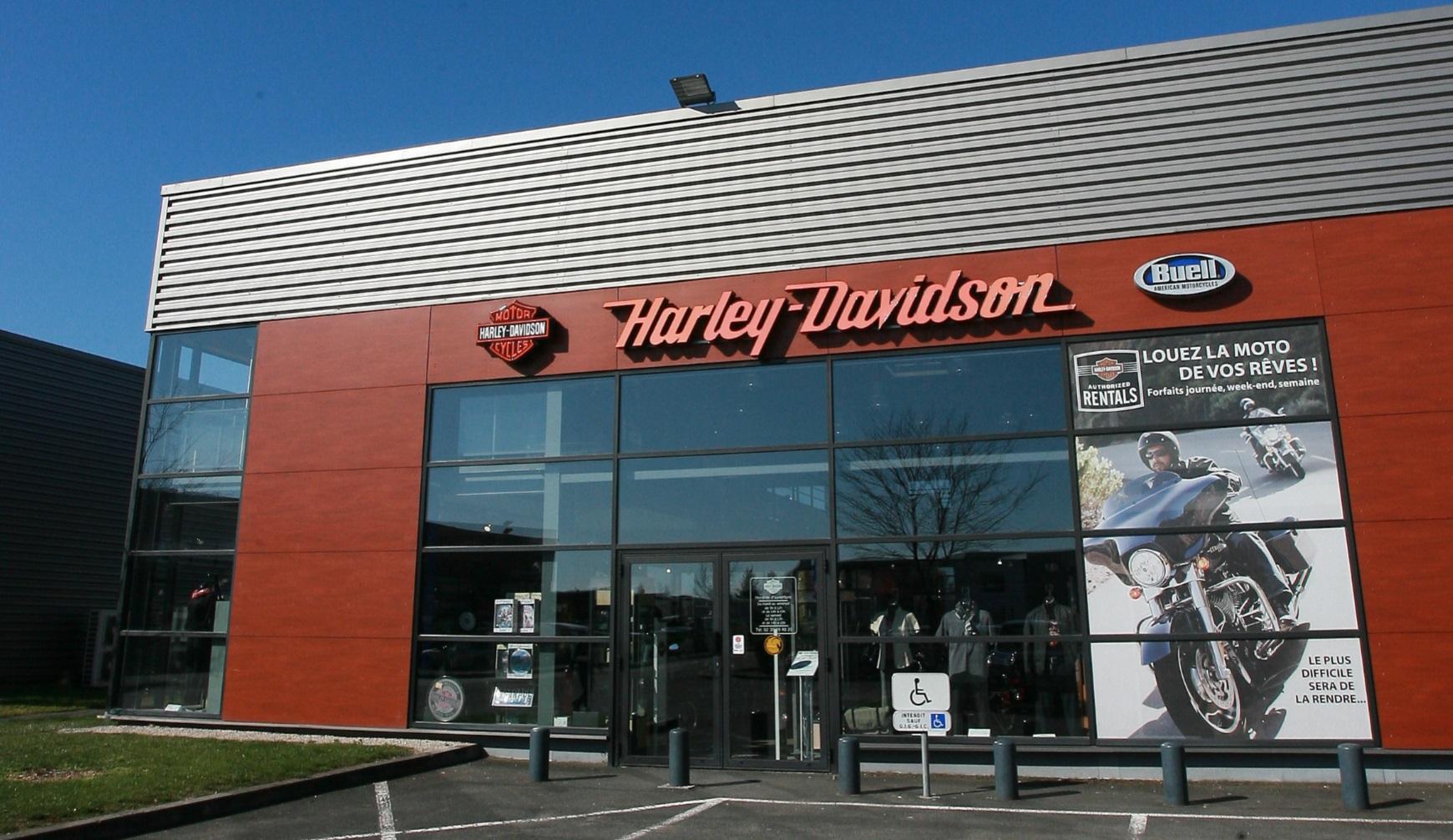 harley davidson comme un air d am rique auto moto magazine. Black Bedroom Furniture Sets. Home Design Ideas