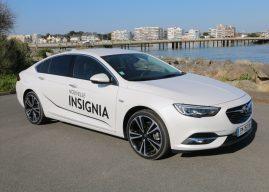 Avec l'Insignia, Opel joue la montée en gamme
