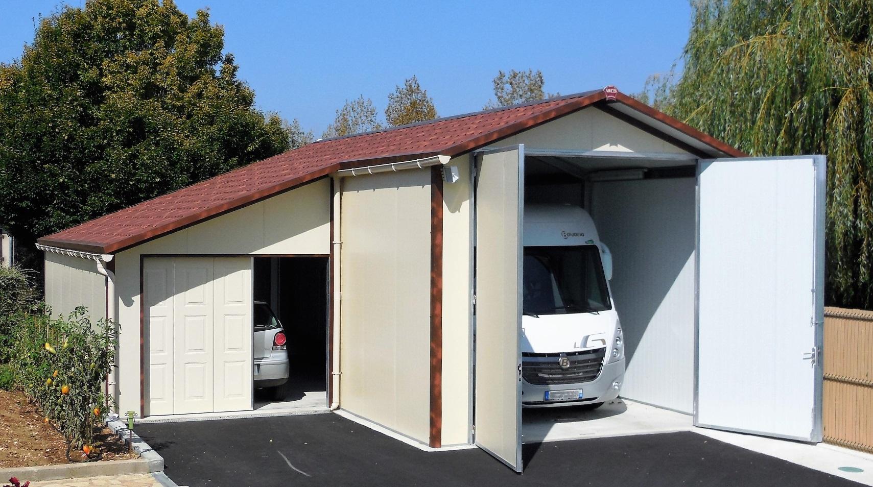 Abriarcis un garage isol pour vos v hicules auto moto for Garage volvo poitiers