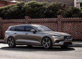 Volvo V60, le plus beau des breaks ?