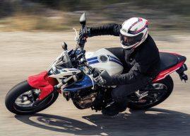 Honda CB 500 F, Look streetfighter