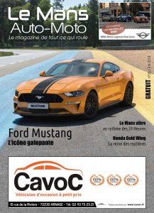 Le Mans Auto-Moto n°20