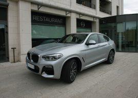 Essai BMW X4 20d finition M Sport « Le confort du SUV, le style du coupé »