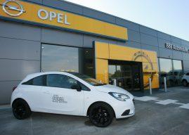 Opel de retour à Blois