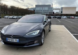 Tesla Model S au Mans : une berline aux performances de supercar