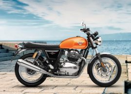 Royal Enfield 650 Interceptor : Retour vers le futur