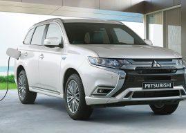 Mitsubishi PHEV Outlander, au delà des sentiers battus