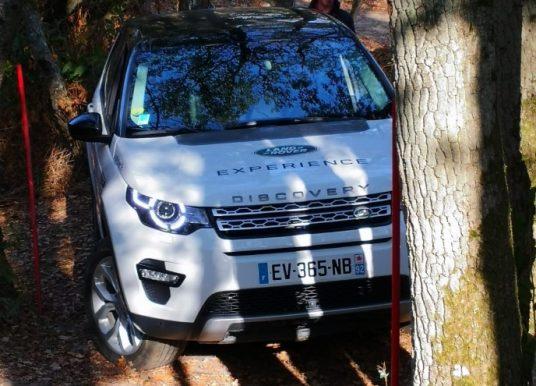 Land Rover Experience : Découverte de l'off-road