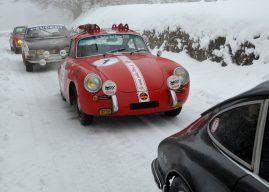 Rallye des Rataupiers, des propulsions dans la neige auvergnate