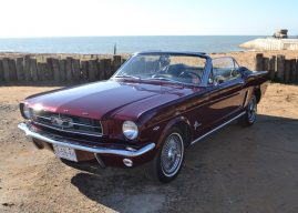 Mustang, roulez à bord d'un mythe