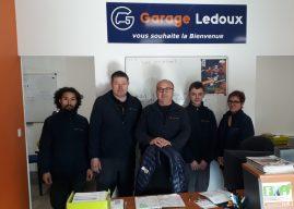 Garage Ledoux, indépendant et fier de l'être