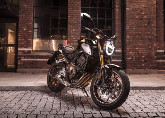 Honda CB650R, rétro et minimaliste